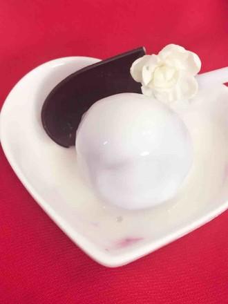 酸奶紫薯球的做法