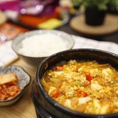韩国嫩豆腐汤