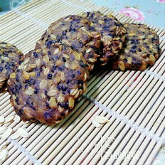 红糖燕麦饼干