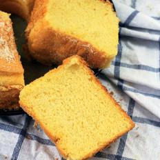 烫面椰蓉蛋糕