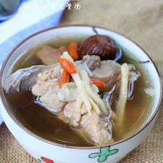 百合沙参龙骨汤