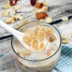 皂角桃胶奶