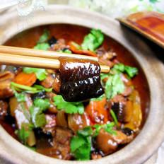 黄鳝啫啫煲 的做法大全