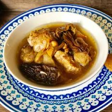 六菌仔排养生汤