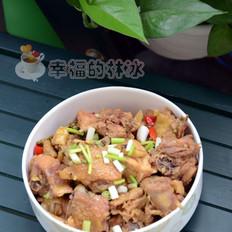 椒香三黄鸡