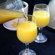 芒果雪梨汁