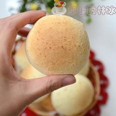 椰蓉麻薯面包