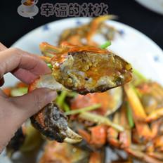 香辣炒蟹的做法