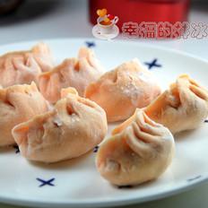 胡萝卜杂蔬饺