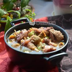 姬松茸柴鸡汤