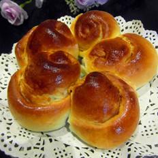 肉桂面包卷