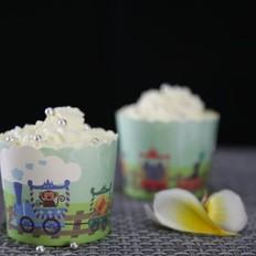 酸奶cup cake