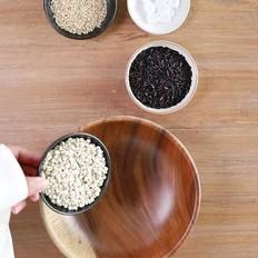 食美粥|紫米薏米粥