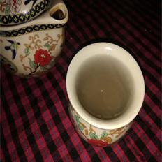 竹灵芝黑枸杞茶