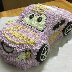 最灵动最激情的汽车蛋糕——第二届烘焙大赛获奖作品