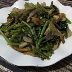 清炒野菜时蔬