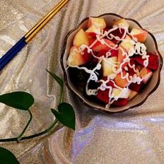 饭后必备水果沙拉/水果捞