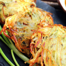 土豆传奇——香酥土豆饼