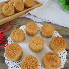 清爽五仁月饼