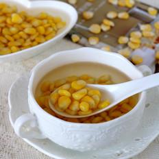 水果玉米糖水