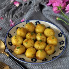 咖喱香煎小土豆