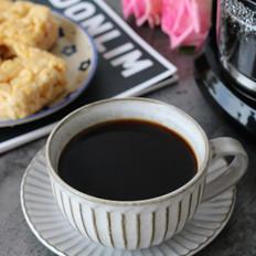醇香黑咖啡