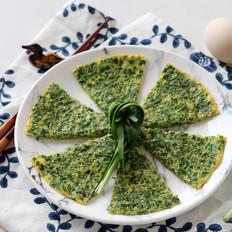 韭菜煎蛋——小白学做饭
