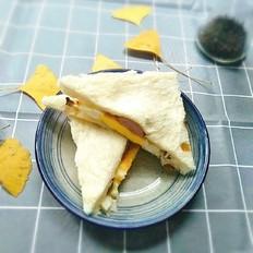 香肠三明治