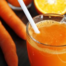 胡萝卜香橙汁鲜榨版