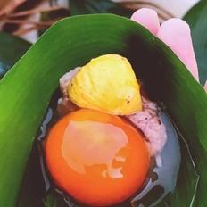 端午节来包潮汕五香卤肉粽