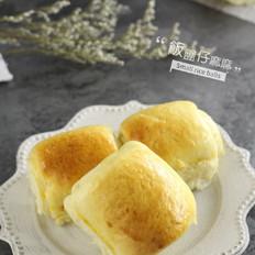 经典奶香小面包