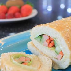 面包寿司卷