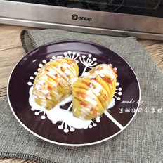 风味酸奶土豆,土豆的另类做法