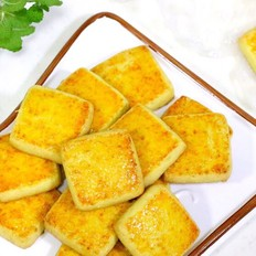 椰蓉蛋黄酥饼