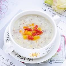 藜麦南瓜小米粥