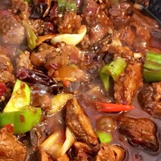 重庆香辣红烧牛肉