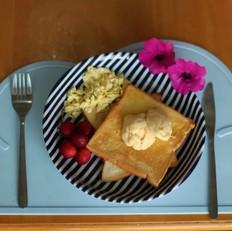 美美的早餐