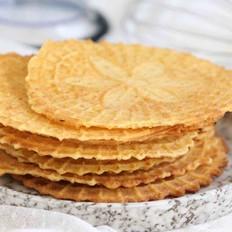 玉米脆饼#下午茶#的做法
