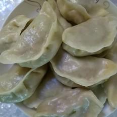 角瓜胡萝卜馅蒸饺