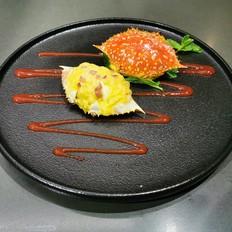 咖喱蒸蟹宝宝
