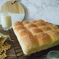 椰蓉豆浆餐包