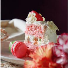 草莓优格蛋糕