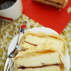 酥皮夾心蛋糕
