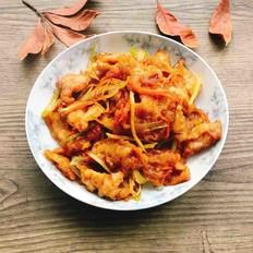 果香锅包肉