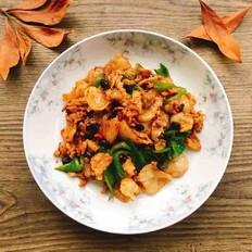 豉香尖椒炒肉
