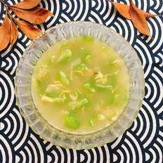 虾皮丝瓜汤的做法大全