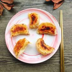 洋葱猪肉水煎饺
