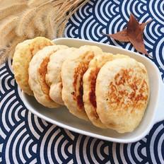 燕麦发面饼