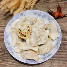 荸荠玉米水饺