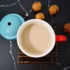 核桃燕麦豆浆